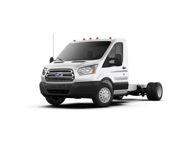 2019 Ford Transit-350 Cab Chassis Base Commercial-truck 2-Wheel Drive